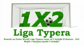 Liga Typera - Typy 8 Kolejki