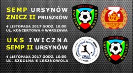 Powołania na 10-tą kolejkę ligi MZPN (jesień 2017)