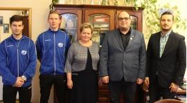 Umowa partnerska z ZSUE w Żychlinie