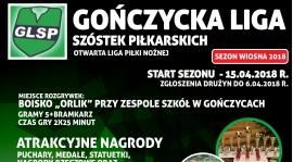 Sezon WIOSNA 2018 - Zapisy ruszyły - Zapraszamy !!!