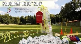 """Program """"KLUB"""" 2017. Zakończenie realizacji programu."""