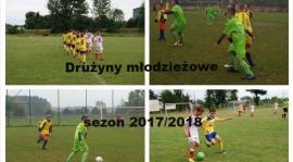 Drużyny młodzieżowe w sezonie 2017/2018