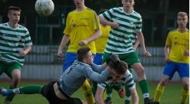 U17: Jeden gol rozstrzygnął mecz na szczycie juniorów młodszych