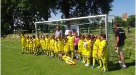 Turniej Piłki Nożnej Żaków o Puchar Przewodniczącego ZZ Kadra