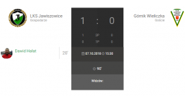 10.kolejka IV liga LKS Jawiszowice-Górnik Wieliczka 1:0
