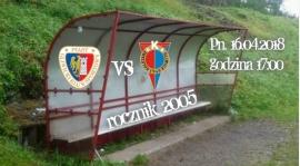 2005 - W poniedziałek derby z Piastem !