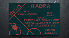 Kadra sezon 2018/2019