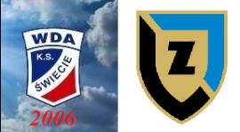 Liga okręgowa młodzika 3 kolekja WDA Świecie 2006 - CWZS II Bydgoszcz 2:2