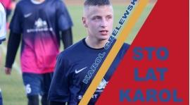 Karol Grelewski kończy 20 lat