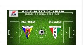4 kolejka i wyjazdowy mecz z MKS Poręba