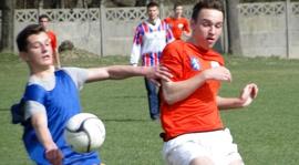 Kontrolne mecze juniorów