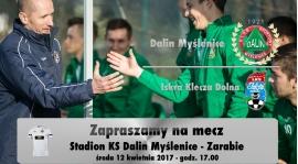 Dalin Myślenice - Iskra Klecza Dolna