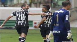 Zwycięstwo z Palmeiras w II kol. stanówek.