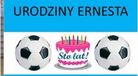 Dzisiaj 12 urodziny świętuje Ernest Woźniak.Wszystkiego najlepszego!
