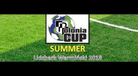 Zwycięstwo rocznika 2008 w Polonia Sumer Cup 2018