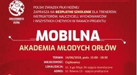 Akademia Młodych Orłów PZPN 14 czerwca w Ciężkowicach !