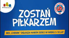 Zostań Piłkarzem! Rusza nabór do  Akademii Piłkarskiej!
