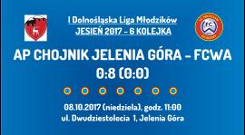 I DLM: 6 kolejka - FCWA - AP Chojnik Jelenia Góra (08.10.2017)