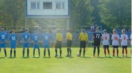 Kania Gostyń 1-3 Ostrovia 1909 Ostrów Wlkp. ( I Liga Juniora)