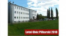 Letni Obóz Piłkarski 2018