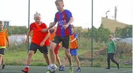 Wizyta na treningu młodzików (wideo)
