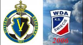 """Liga okręgowa młodzika 9 kolekja """"Victoria"""" Koronowo - K.S. WDA Świecie 2006 2:1"""