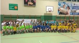 Młodziczki i juniorki na turnieju w Głogówku