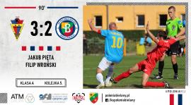 Bez punktów z Polonią Wrocław
