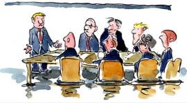 Zebranie w klubie Start Rymanów