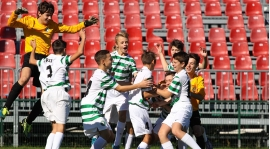 U17: Juniorzy młodsi pokonali Topór Tenczyn