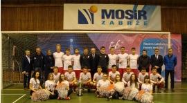 Gwarek Zabrze zwycięża  XXVI Międzynarodowym Halowym Turniej Piłki Nożnej Juniorów o Puchar Prezydenta Miasta Zabrze