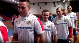 """We Are The Champions - my friends"".... reportaż z dekoracji (video)"