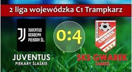 II LTr C1 I KS JSS - Silesia - SKS GWAREK ZABRZE 0:4