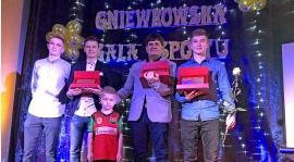 Trzy nagrody na Gali Sportu!
