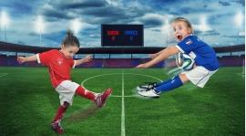 Bawi Nas Piłka w Dobrzeniu Wielkim