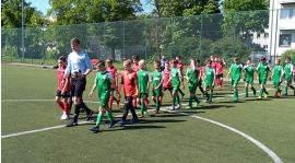 """ORLIKI: Akademia Sportowa II Lubliniec vs LKS """"Sparta"""" Lubliniec"""