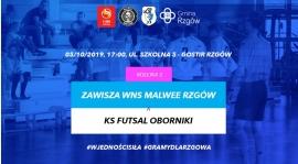 Zapowiedź meczu z KS Futsal Oborniki