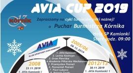 Rocznik 2007 i 2008 zagra w turnieju AVIA CUP
