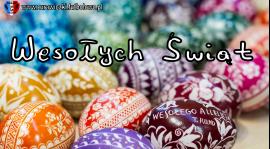 Życzenia Wielkanocne !