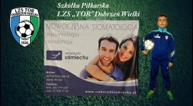 "Szkółka LZS ,,TOR"" Dobrzeń Zaprasza"