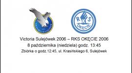 AKTUALIZACJA: mecz z Victorią Sulejówek, czyli początek rundy rewanżowej w lidze MZPN.