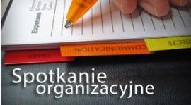 Spotkanie organizacyjne  - Obóz Głuchołazy