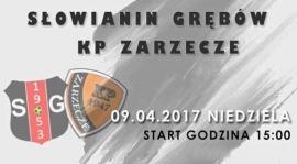 Zapowiedź spotkania: Słowianin Grębów - KP Zarzecze