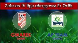 E1 ORLIK I SKS GWAREK ZABRZE – AP Team II Gliwice 11:2