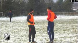 | video | Pierwsza gierka na śniegu z Gowarczowem |