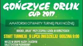 Ruszyły Zapisy na Turniej Gończyce Orlik Cup 2017