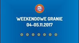 Weekendowe granie (04-05.11.2017)