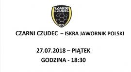 Sparing z Iskrą Jawornik Polski