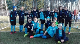 Cztery drużyny wzięły udział w turnieju Eltor-Cup
