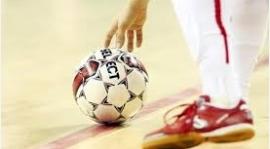 Rozpiska VII Mistrzostwa Gminy w halowej piłce nożnej.